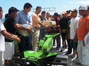FM Romualdez on relief operation