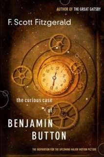 The Curious Case of Benjamin Button, cover
