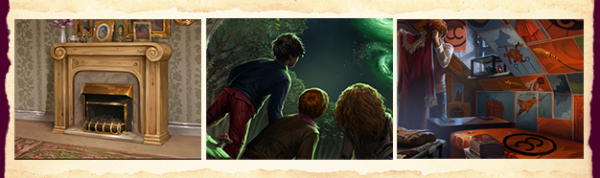 new features, Pottermore.com